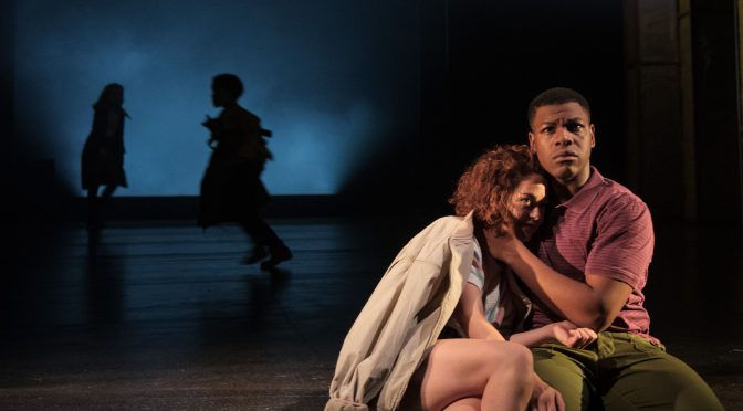 """Woyzeck"" at the Old Vic"