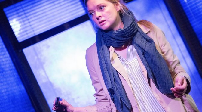 """""""Chummy"""" at the White Bear Theatre"""