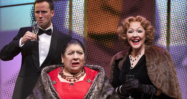 """Madam Rubinstein"" at the Park Theatre"