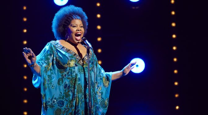 """""""Dreamgirls"""" at the Savoy Theatre"""