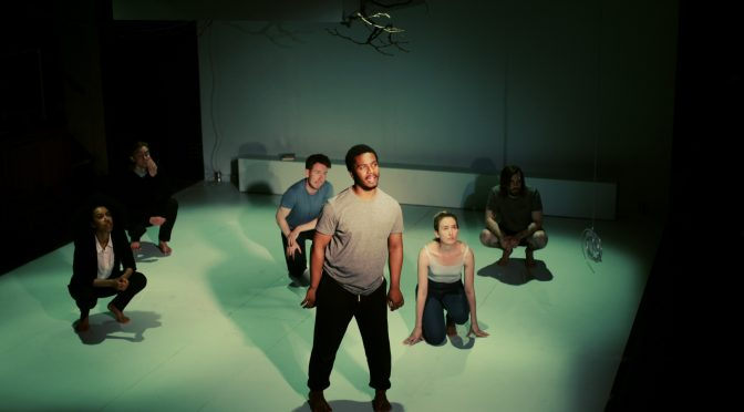 """""""The Enchanted"""" at the Bunker Theatre"""
