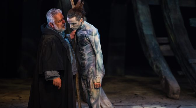 """""""The Tempest"""" at the Barbican"""