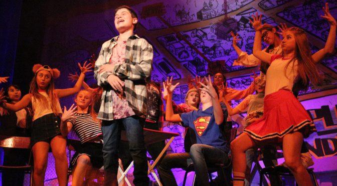"""""""13"""" at the Ambassadors Theatre"""