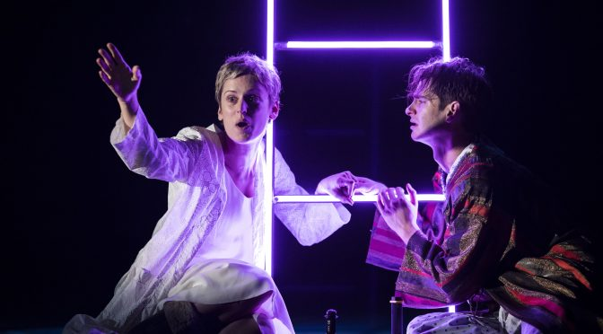 """Angels in America"" at the National Theatre"
