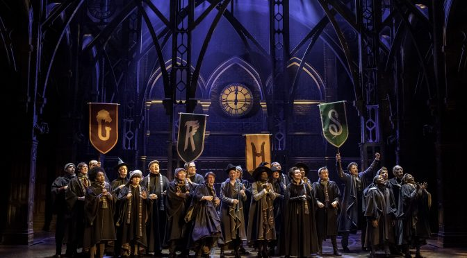 """""""Harry Potter and the Cursed Child"""" at the Palace Theatre"""