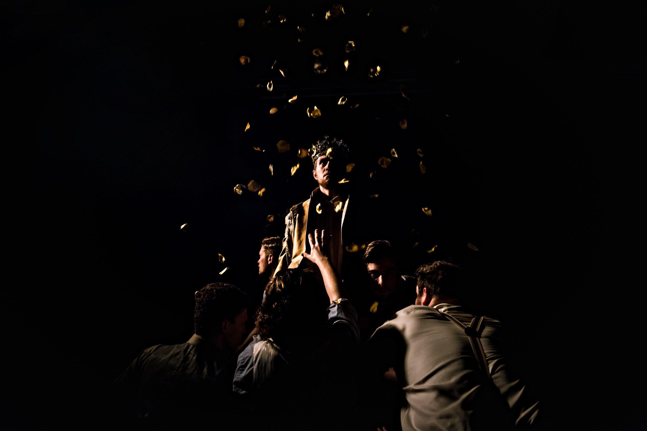 """Edward II"" at the Tristan Bates Theatre"