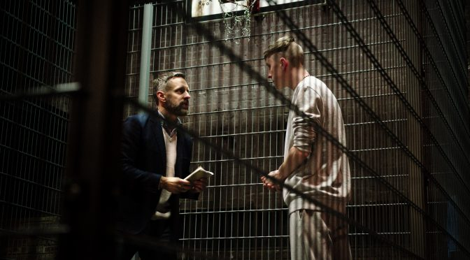 """""""Thebes Land"""" at the Arcola Theatre"""