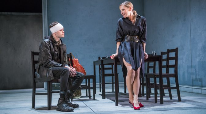 """""""The Seagull"""" at the Lyric Hammersmith"""