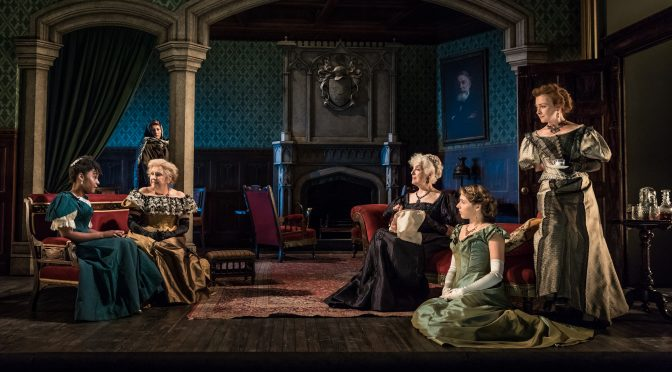 """A Woman of No Importance"" at the Vaudeville Theatre"