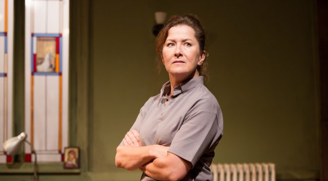"""""""The Busy World Is Hushed"""" at the Finborough Theatre"""