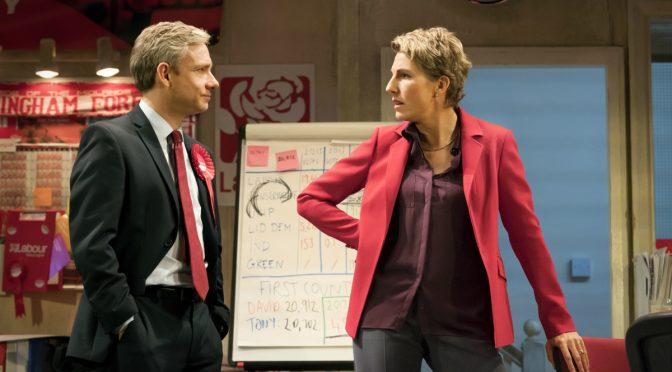 """Labour of Love"" at Wyndham's Theatre"