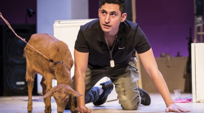 """""""Goats"""" at the Royal Court"""