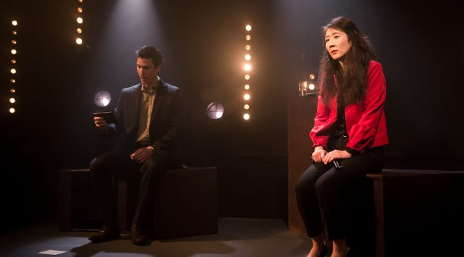 """""""Into The Numbers"""" at the Finborough Theatre"""