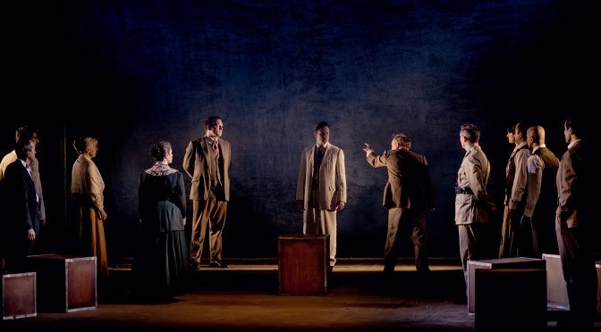 """""""A Passage to India"""" at the Park Theatre"""