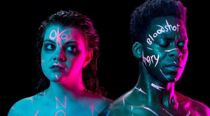 """""""Angry"""" at Southwark Playhouse"""
