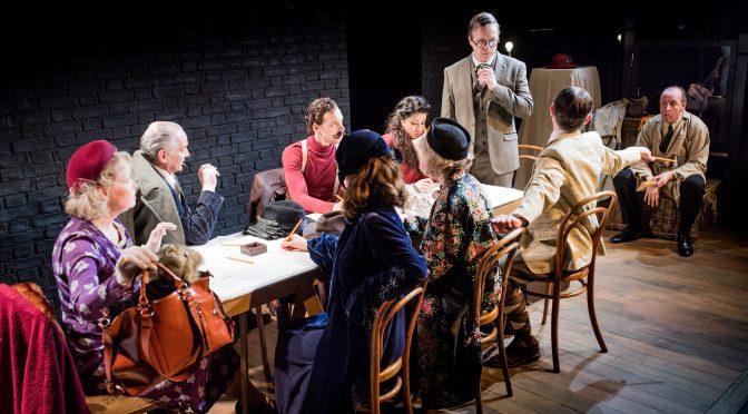 """""""Tonight at 8.30"""" at the Jermyn Street Theatre"""