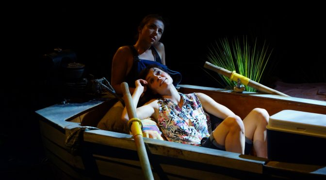 """""""The Gulf"""" at the Tristan Bates Theatre"""