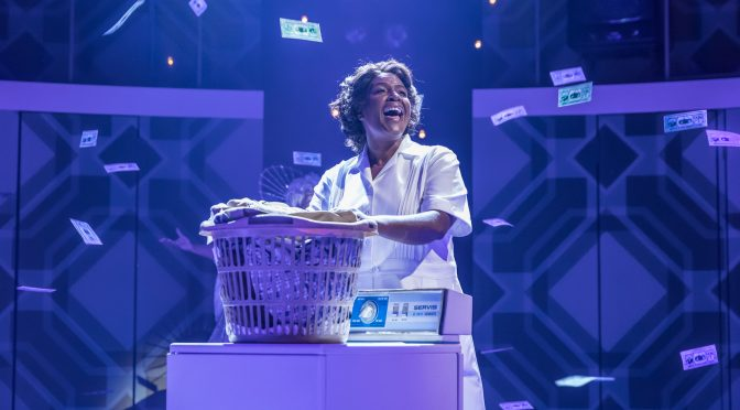 """Caroline, Or Change"" at the Hampstead Theatre"