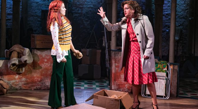 """""""The Rink"""" at the Southwark Playhouse"""