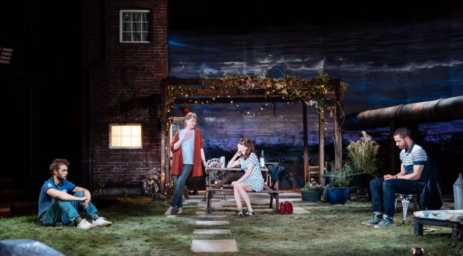 """Nightfall"" at the Bridge Theatre"
