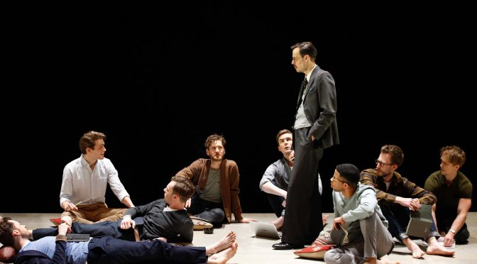 """""""The Inheritance"""" at the Young Vic"""