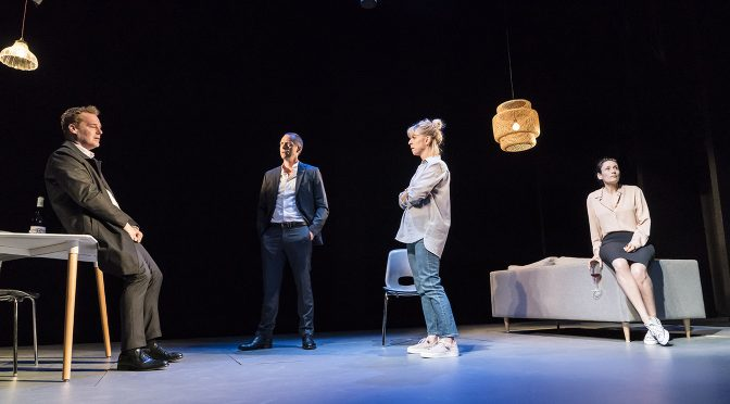 """""""Consent"""" at the Harold Pinter Theatre"""