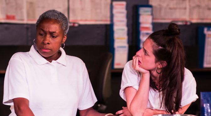 """""""Flutter"""" at the Soho Theatre"""