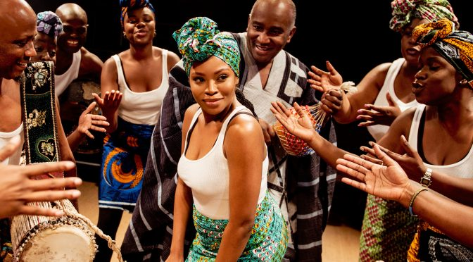 """""""The Secret Lives of Baba Segi's Wives"""" at the Arcola Theatre"""