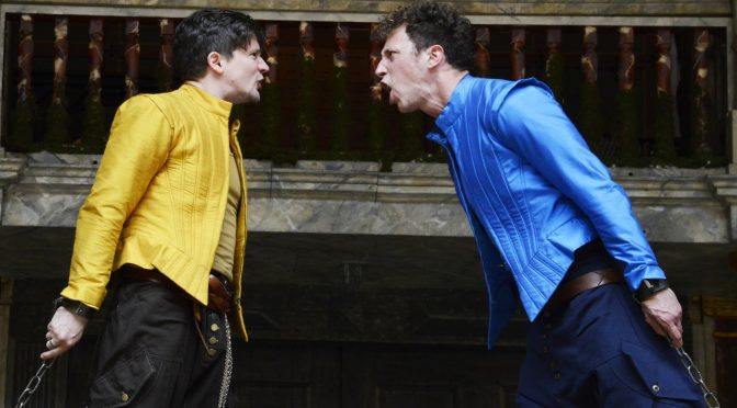 """The Two Noble Kinsmen"" at Shakespeare's Globe"
