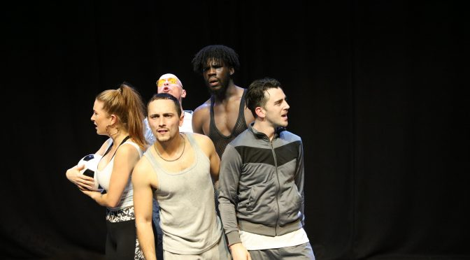 """Flesh and Bone"" at the Soho Theatre"