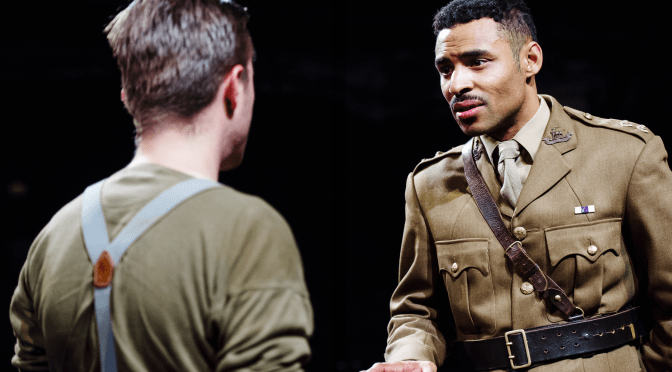 """""""For King and Country"""" at the Southwark Playhouse"""