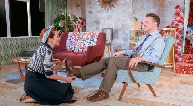 """""""Home, I'm Darling"""" at the National Theatre"""