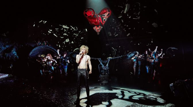 """""""Bat Out of Hell"""" at the Dominion Theatre"""