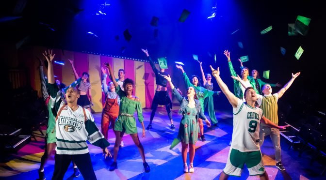 """Bring It On"" at the Southwark Playhouse"