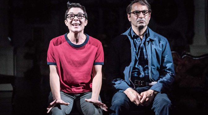 """""""Fun Home"""" at the Young Vic"""