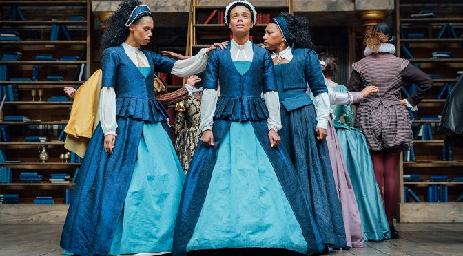 """Emilia"" at Shakespeare's Globe"