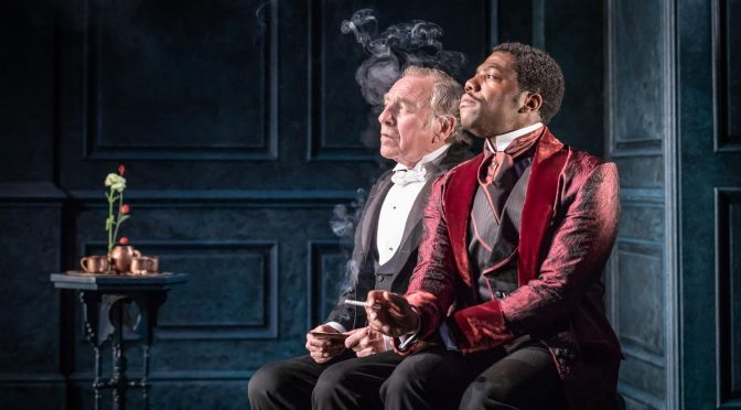 """The Importance of Being Earnest"" at the Vaudeville Theatre"