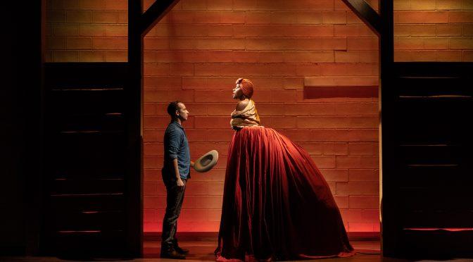 """Underground Railroad Game"" at the Soho Theatre"