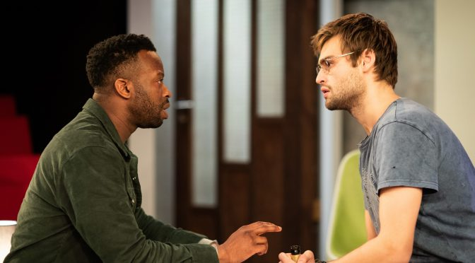 """""""A Guide For The Homesick"""" at the Trafalgar Studios"""