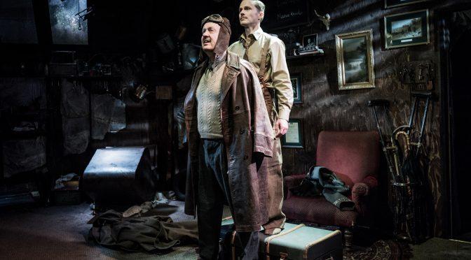 """Billy Bishop Goes to War"" at the Jermyn Street Theatre"
