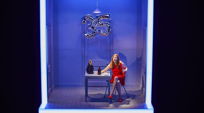 """""""Company"""" at the Gielgud Theatre"""
