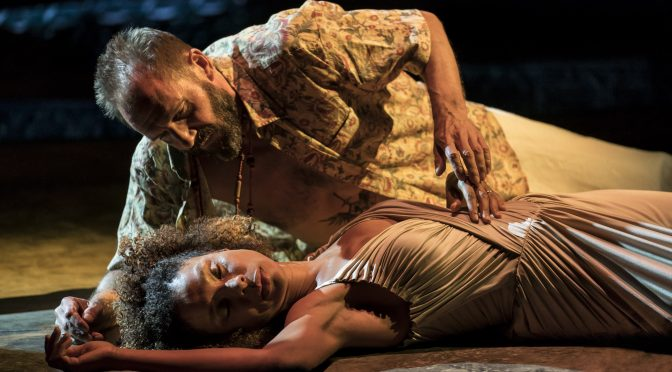 """""""Antony and Cleopatra"""" at the National Theatre"""