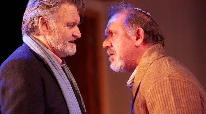 """""""Rosenbaum's Rescue"""" at the Park Theatre"""