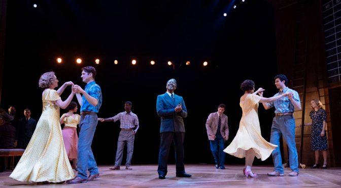 """""""The American Clock"""" at the Old Vic"""