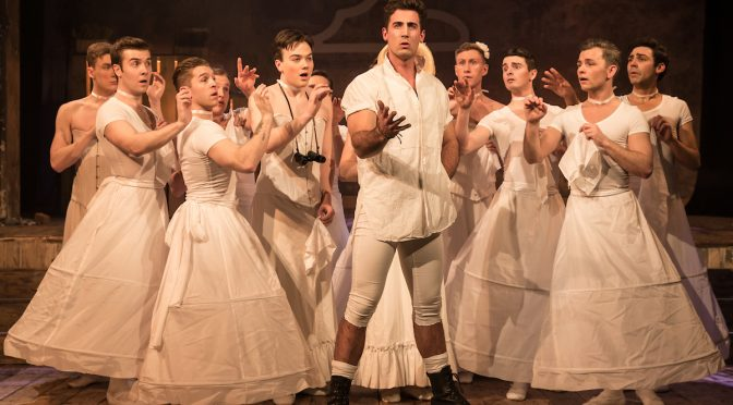 """The Pirates of Penzance"" at Wilton's Music Hall"