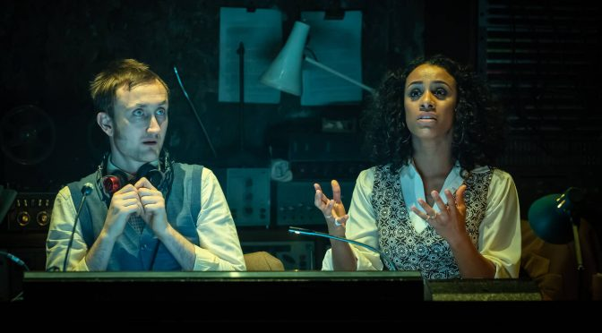 """Berberian Sound Studio"" at the Donmar Warehouse"