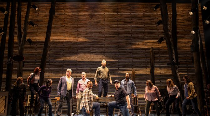 """Come from Away"" at the Phoenix Theatre"