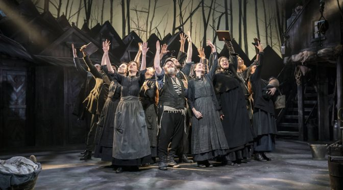 """""""Fiddler on the Roof"""" at the Playhouse Theatre"""