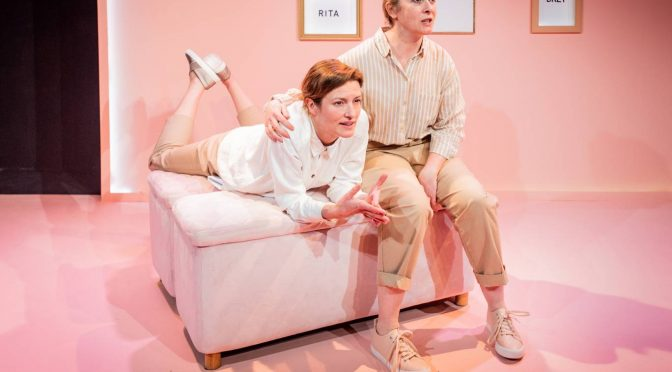 """""""Mary's Babies"""" at the Jermyn Street Theatre"""