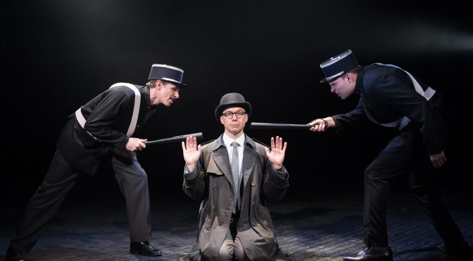 """""""Amour"""" at the Charing Cross Theatre"""